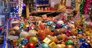 most beautiful christmas tree decoration balls at a christmas