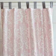 Pink And Grey Nursery Curtains White And Pink Curtains Uk Gopelling Net