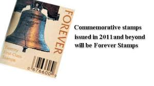 how many forever sts for a letter increase in price of postage