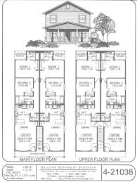4 plex floor plans inside not bad would change the roof location of the downstairs