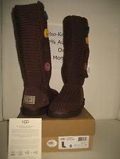 womens ugg maddi boots ugg australia big maddi boots 6y us charcoal gray fits 8us
