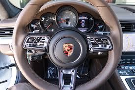 porsche 911 interior 2017 2017 porsche 911 carrera s for sale in colorado springs co 17036