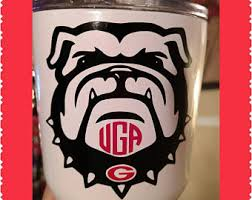 uga alumni sticker uga decal etsy