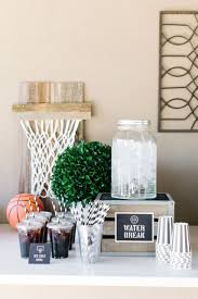 Birthday Party Ideas Not At Home Best 20 Basketball Party Ideas On Pinterest Basketball Party