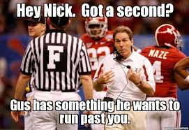 Iron Bowl Memes - iron bowl 2013 hey nick got a second gus has something he