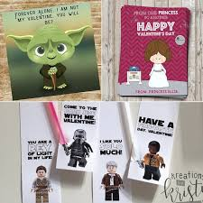 wars valentines day cards wars kids s day cards popsugar