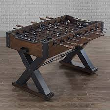 Amazon Foosball Table Amazon Com Vintage Foosball Table Sports U0026 Outdoors