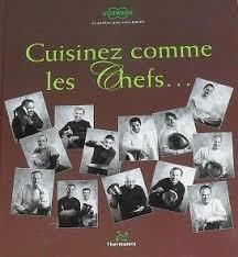 cuisinez comme un chef livre de recettes cuisinez comme les chefs tm31 vorwerk