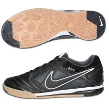 nike indoor soccer shoes 53 99 nike5 gato leather in black and