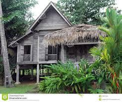 House Plans On Stilts Ethnic Rural Southeast Asian House On Stilts Stock Photos Image