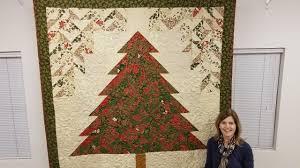 strip tube tannenbaum christmas tree quilt youtube