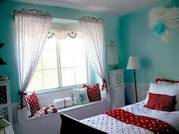 unique blue paint colors for girls bedrooms with color combination