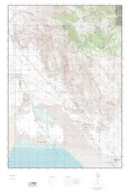 Usgs Topographic Maps Mytopo Dolomite California Usgs Quad Topo Map