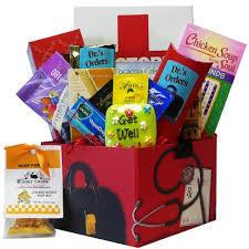 get well soon basket ideas doctor s orders get well soon care package gift box