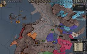 7 Kingdoms Map Strongarms Of The North Agot Mod Decent Spoilers
