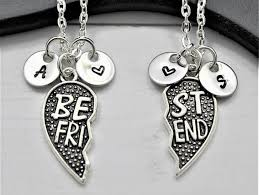 customizable necklaces 30 unique best friendship necklaces that are the best