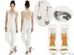 Wedding Dress Jumpsuit Wedding Trend 10 Gorgeous Bridal Jumpsuits Wedding Jumpsuit