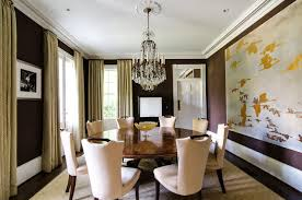 round dining room table houzz