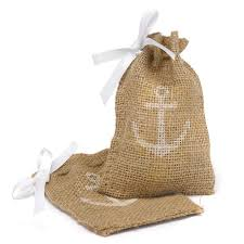 burlap favor bags anchor burlap favor bags invitations by