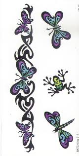 armband butterflys and frog 5700 1 60 pandemonium