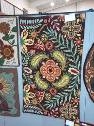 Country Hooked Rugs 3054 Best Hooked Rugs Images On Pinterest