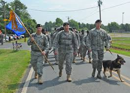 Lackland Afb Map 4th Sfs Defenders Begin 9 11 Ruck March To Remember U003e Seymour