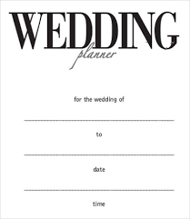 Wedding Day Planner Day Planner Template 9 Free Pdf Documents Downloads Free