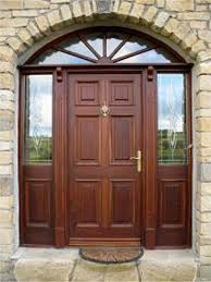 Exterior Doors And Frames Doors External Donegal Door Frames With 3 Point Locking Systems