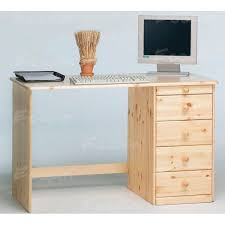 afficher la m sur le bureau bureau enfant en pin massif miel