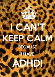 How To Make Your Own Keep Calm Meme - i can t keep calm because i have adhd lol a blonde and a redhead