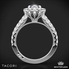 tacori halo engagement rings tacori 37 2 rd bloom halo engagement ring 2678