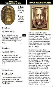 chaplet of the holy sanctimonia in factum chaplet of the holy of jesus holy