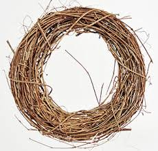 grapevine wreaths 16 rustic wedding decorations grapevine balls