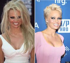 extensions for pixie cut hair pamela anderson gets hair extensions and says goodbye to her pixie