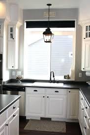 light fixture over kitchen sink new pendant light over sink cool pendant lights over kitchen sink