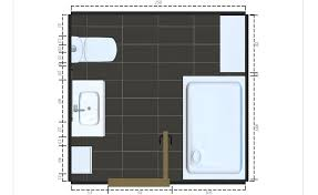 Square Floor L 15 Free Sle Bathroom Floor Plans Small To Large