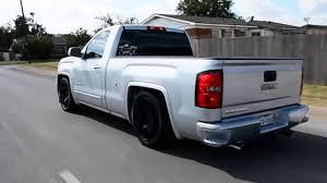 badass trucks 2015 gmc sierra z71 does a badass burnout single cab truck club