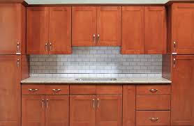 Shop Rta Cabinets Pomona Cinnamon Shaker Ready To Assemble Kitchen Cabinets L The