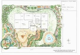 backyards trendy backyard plan backyard plant design ideas