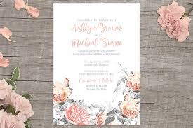 wedding invitations printable free wedding invitation amulette jewelry