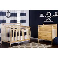 Shermag Capri Convertible Crib by Dream On Me Liberty Collection 3 Drawer Changing Table Choose