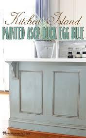 kitchen island makeover ideas 25 best ideas about duck egg blue kitchen on kitchens