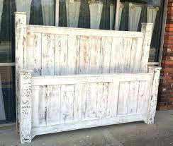 headboard rustic king size headboard and footboard rustic twin