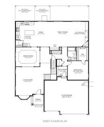 The Lenox Floor Plan Lenox Plan At Quebec Highlands In Thornton Colorado By D R Horton