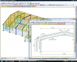 Wood Truss Design Software Free Download by Portal Frames Steelconstruction Info
