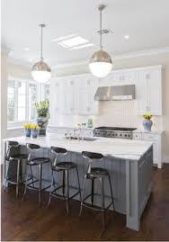 gray kitchen island white and gray kitchen features white cabinets paired with