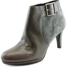 naturalizer womens boots size 12 naturalizer leather wide c d w casual boots for ebay