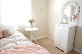 bedroom creative pink and white bedroom design ideas simple and