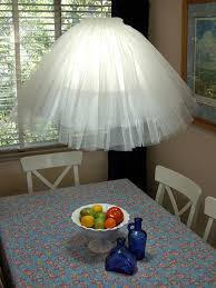 How To Make A Lamp Shade Chandelier 21 Creative Diy Lighting Ideas