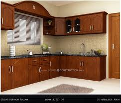 island kitchen design for kerala home